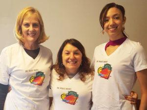 Women wearing The Truest Heart T-Shirts